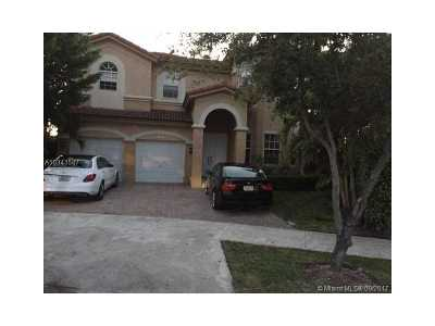 Doral Single Family Home Active-Available: 7716 Northwest 113th Ave