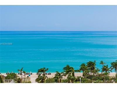 Miami-Dade County Condo Active-Available: 9801 Collins Ave #10P