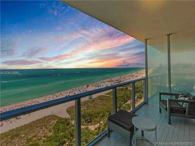 Miami-Dade County Condo Active-Available: 2201 Collins Ave #14282