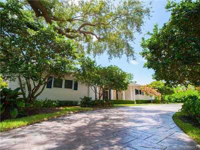 Pinecrest Single Family Home Active-Available: 12705 Southwest 71st Ave