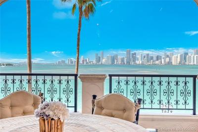 Condo For Sale: 5235 Fisher Island Dr #5235