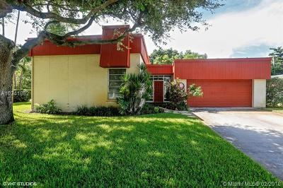 Miami-Dade County Single Family Home Active-Available: 1046 Northeast 90th St