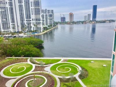 Aventura Condo For Sale: 3370 Hidden Bay Dr #902