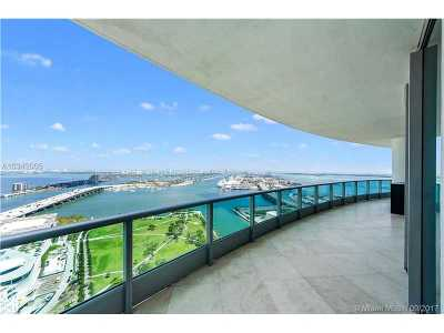 Condo For Sale: 900 Biscayne Blvd #4106