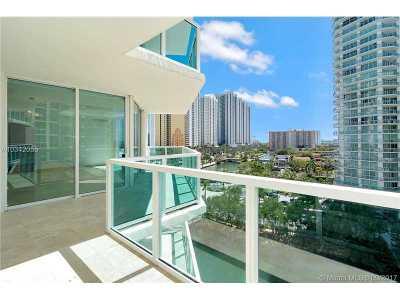 Miami-Dade County Condo Active-Available: 150 Sunny Isles Bl #1-805