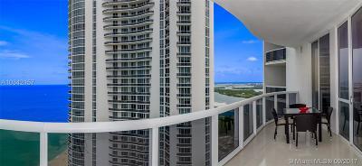 Miami-Dade County Condo Active-Available: 15901 Collins Ave #2807