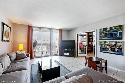 Miami Beach Condo Active-Available: 5825 Collins Ave #4A