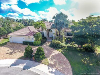 Broward County Single Family Home Active-Available: 2711 Cypress Mnr