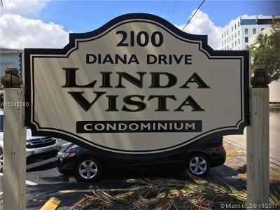 Hallandale Condo Active-Available: 2100 Diana Dr #104