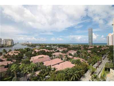 Miami-Dade County Condo Active-Available: 19390 Collins Ave #1026