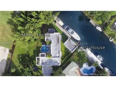 Miami Shores Single Family Home For Sale: 1009 NE 104th St