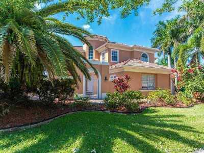 Broward County Single Family Home Active-Available: 15686 Southwest 17th St