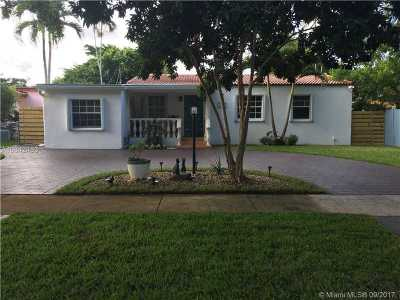 West Miami Single Family Home For Sale: 5911 SW 13th Ter