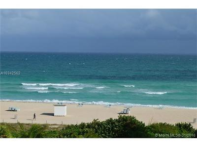 Miami Beach Condo Active-Available: 5701 Collins Ave #502