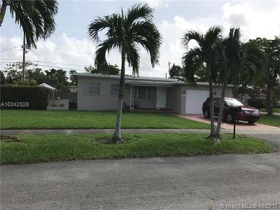 West Miami Single Family Home For Sale
