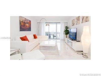 Miami-Dade County Condo Active-Available: 1500 Bay Rd #1406S