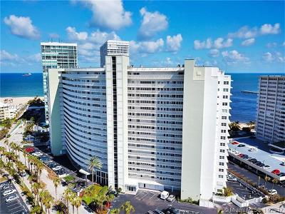 Fort Lauderdale Condo Active-Available: 2000 South Ocean Dr #1408
