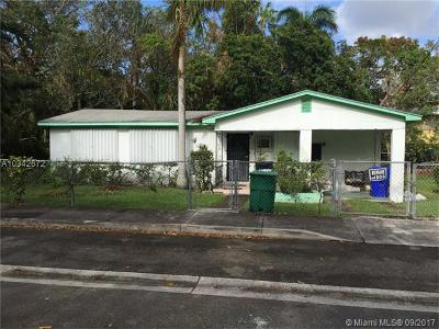 Single Family Home Active-Available: 3590 Plaza St