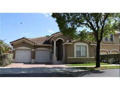 Doral Single Family Home Active-Available: 11300 Northwest 48th Ter