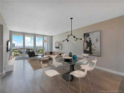 Miami Beach Condo Active-Available: 1800 Sunset Harbour Dr #2309