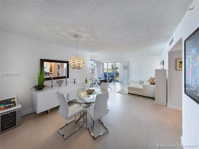 Miami Beach Condo Active-Available: 1500 Bay Rd #440S
