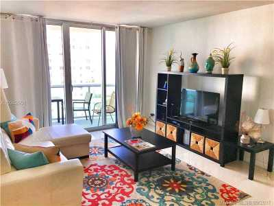 Hollywood Condo Active-Available: 3901 South Ocean Dr #10D