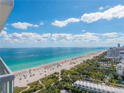 Miami-Dade County Condo Active-Available: 101 20th St #2606