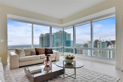 Condo/Townhouse For Sale: 1425 Brickell Ave #44C