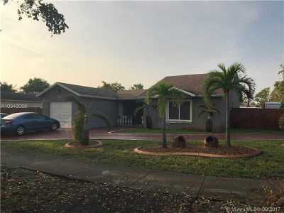 Hialeah Single Family Home Active-Available