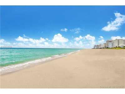 Miami-Dade County Condo Active-Available: 6039 Collins Ave #1131
