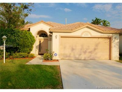 Broward County Single Family Home Active-Available: 2215 Northwest 142nd Way