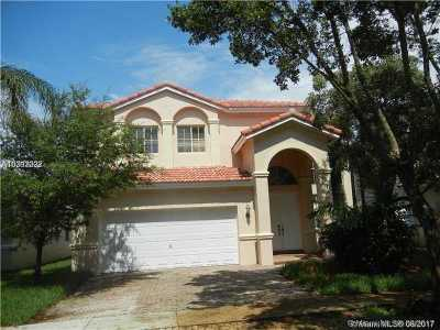 Miramar Single Family Home Active-Available: 2333 Southwest 127th Ave