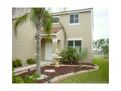 Weston Single Family Home For Sale: 720 Sand Creek