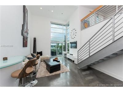 Miami-Dade County Condo Active-Available: 7744 Collins Ave #18