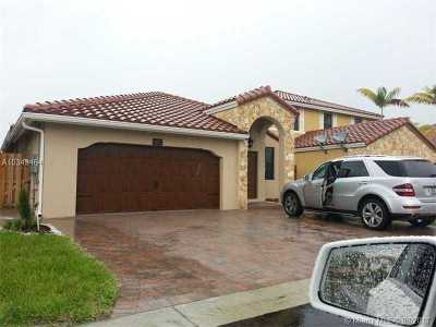 Doral Single Family Home Active-Available: 9785 Northwest 8 Ter
