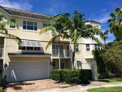 Fort Lauderdale Condo For Sale: 601 NE 14th Ave