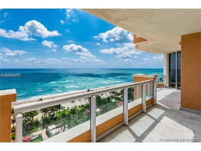 Miami-Dade County Condo Active-Available: 17875 Collins Ave #1101