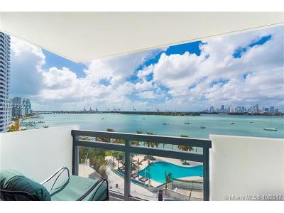 Miami-Dade County Condo Active-Available: 1500 Bay Rd #918S