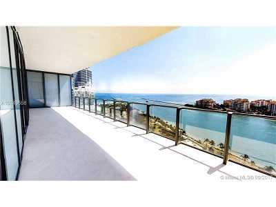 Miami Beach Condo Active-Available: 800 South Pointe Dr #2003