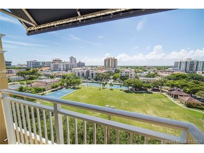 Coral Gables Condo For Sale: 50 Menores Ave #808