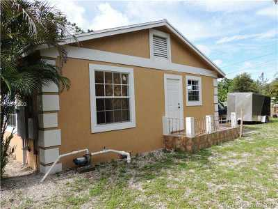 West Palm Beach Single Family Home For Sale: 382 Plant Ter