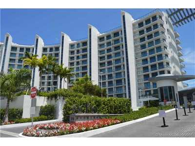 Miami-Dade County Condo Active-Available: 3300 Northeast 188th St #517