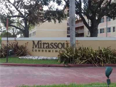 Hialeah Condo Active-Available: 6065 Northwest 186th St #202