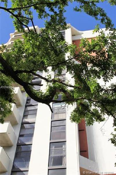 Coral Gables Condo Active-Available: 911 East Ponce De Leon Blvd #1603PH