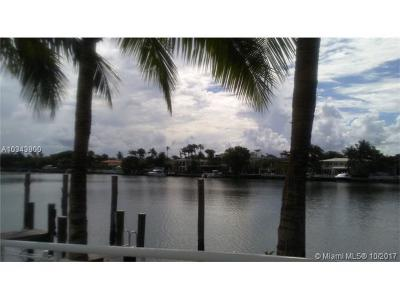 Miami Beach Condo Active-Available: 6580 East Indian Creek Dr #311