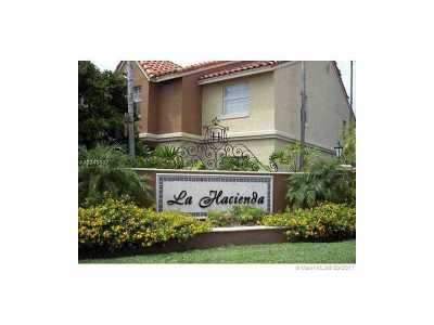 Hialeah Condo Active-Available: 18306 Northwest 68th Ave #D