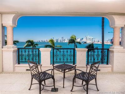 Miami Beach Condo Active-Available: 5335 Fisher Island Dr #5335