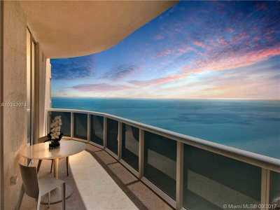 Sunny Isles Beach Condo Active-Available: 15901 Collins Ave #2702