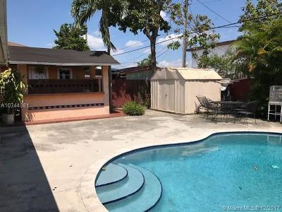 Hialeah Single Family Home Active-Available: 4605 East 9th Ln