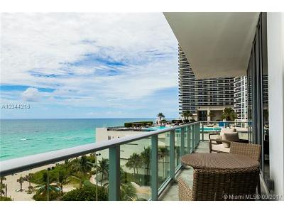 Hollywood Condo For Sale: 4111 S Ocean Drive #605